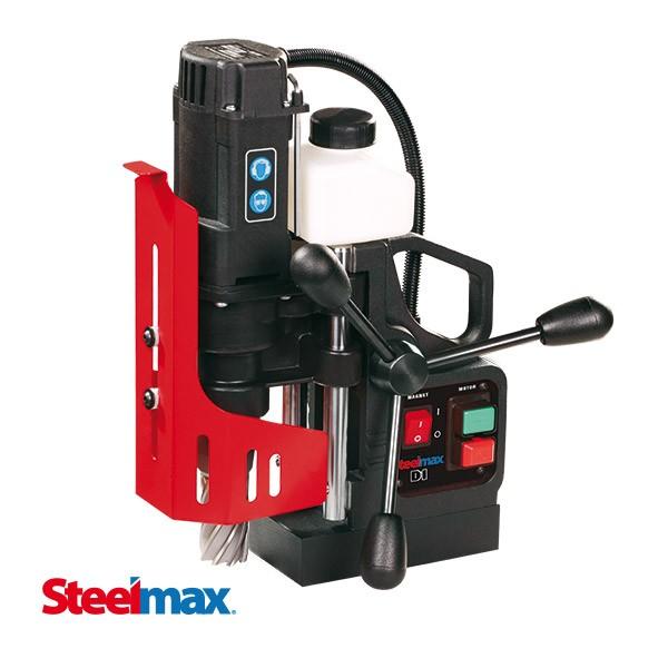 D1 Compact Portable Magnetic Drill Machine Steelmax