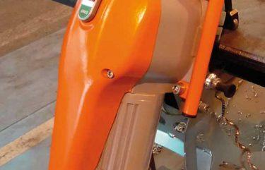 pipe beveling machine