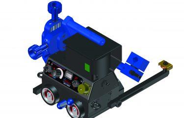 L'il Runner DP Battery Powered Fillet Welding Carriage