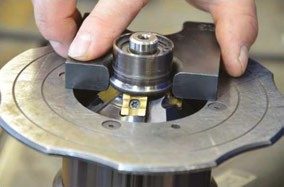 BM7/BM16 Radius Edge Milling Depth Setting Tool