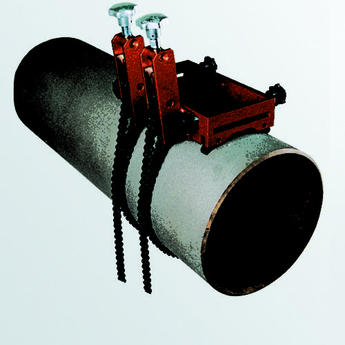 DMP 501 Pipe Cradle for Large Mag Drills