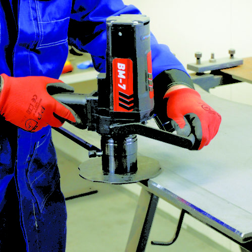 BM7 Hand-Held Beveling Machine