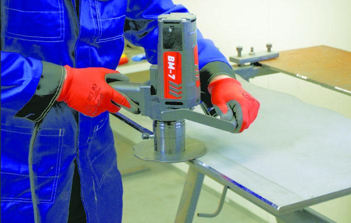 BM7 Hand-Held Beveling Machine