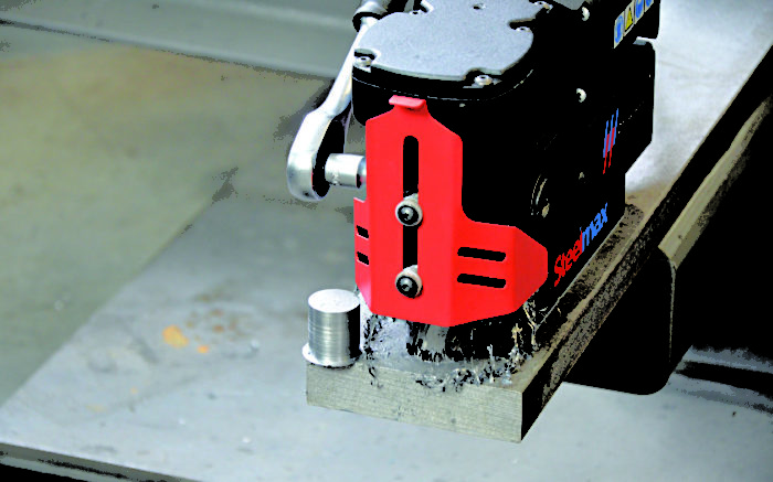 D1 LP Low Profile Electric Mag Drill