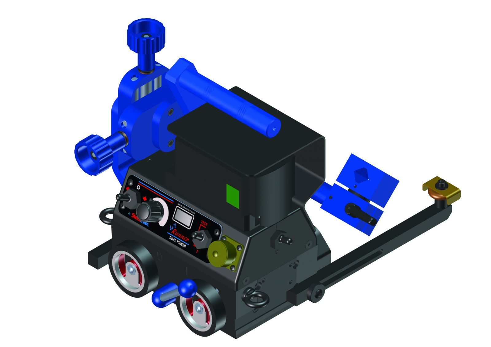 L'il Runner DP Battery Powered Fillet Welding Carriage